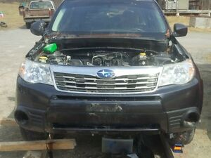 2009 Subaru Forester XT Hatchback for parts