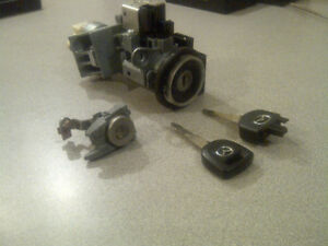MAZDA   6    IGNITION   SWITCH  AND DOOR  LOCK  CYLINDER
