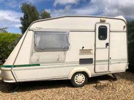 Elddis whirlwind caravan