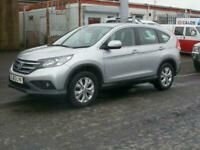 2013 Honda CR-V I-VTEC SE 4X4 Estate Petrol Manual