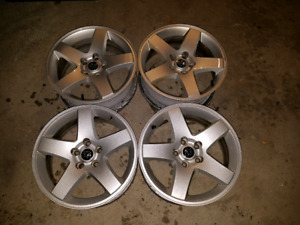 """17"""" alloy wheel for Dodge Charger. Will fit others"""