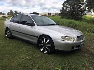 2003 Holden Commodore Sedan Yeerongpilly Brisbane South West Preview