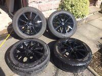 """Tyres / Alloys (18"""")"""