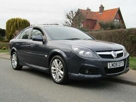 2008 Vauxhall Vectra 1.9 CDTi EXCLUSIVE 150 BHP 5DR TURBO DIESEL HATCHBACK **...
