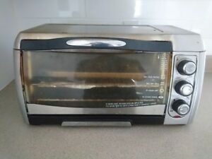 Hamilton Beach Stainless Steel Toaster Oven