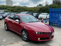 2008 Alfa Romeo 159 1.9 JTDM 16v TI 4dr Saloon Diesel Manual