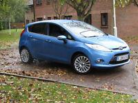Ford Fiesta 1.4TDCi Titanium**DIESEL**£20 ROAD TAX**80MPG**CAMBELT DONE**