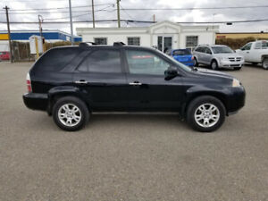 2004 ACURA MDX 4X4 COMES WITH FULL SAFETY INSPECTION