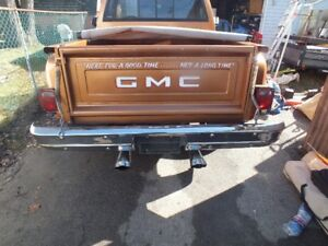 1979 GMC SHORT STEP SIDE SOLD depending payment