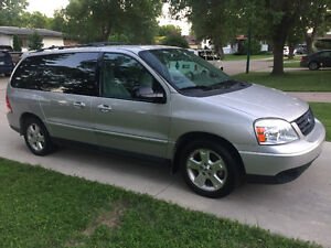 2005 Ford Freestar Sport Van (SAFETIED) $4,500 taxes included