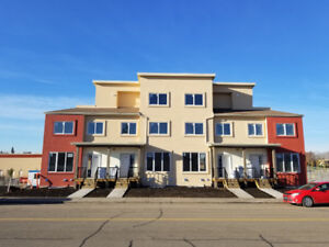 Brand new one and three bedroom units for rent in Fort SK