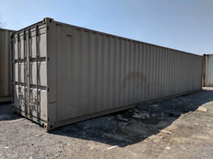 WIDE SELECTION OF SHIPPING CONTAINERS FOR SALE!!!