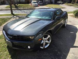 2012 Chevrolet Camaro 1LT/RS Coupe (2 door)