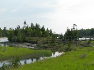 Waterfront Acreage with Island - Tobermory