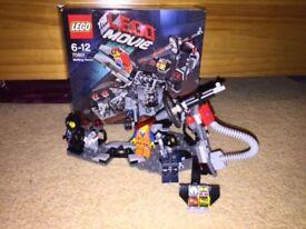 Lego The Lego Movie Melting Room 7801
