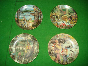 collectalble plates West Island Greater Montréal image 10