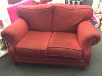 Two seater and two chairs for sale - make an offer
