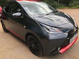 Toyota AYGO VVT-I X-PRESS X-SHIFT