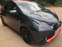 Toyota AYGO VVT-I X-PRESS X-SHIFT