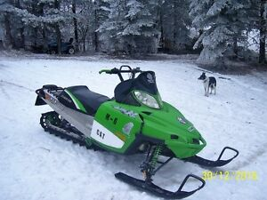 2006 ARCTIC CAT M 600   153X2 ,GREAT SLED/MAY CONSIDER TRADES