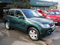 Suzuki Grand Vitara 2.0 16v auto 5DR 2007 78000MLS FULL MOT