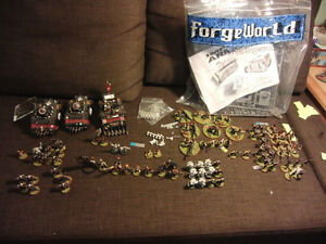 Selling off a warhammer 40k Battle Sister/Inquisition lot. Edmonton Edmonton Area image 1