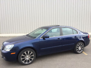 2007 KIA MAGENTIS LX, LEATHER, SUNROOF,CLEAN, ONE YEAR WARRANTY