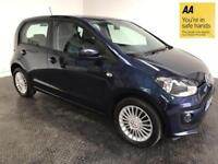 2014 14 VOLKSWAGEN UP 1.0 HIGH UP 5D AUTO 74 BHP