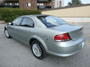 2006 Chrysler Sebring, Very Low Km Only 63,841 Kms ( Safetied )