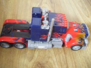 Optimus Prime Transformer for sale