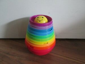 Fisher Price Nesting bowls