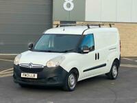 2013 Vauxhall Combo 2300 1.6 CDTI 16V 105ps H1 L2 Van - NO VAT - 12M MOT PANEL V