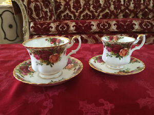 Royal Albert Old Country Rose (Made in England)