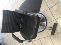 Hairstylist chair, Hair sink and chair for sale