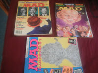 Mad Magazines (1993, 94 and 95)