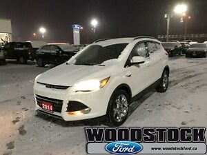 2014 Ford Escape SE   MOONROOF - NAV - LEATHER