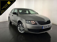 2014 SKODA OCTAVIA S TDI AUTOMATIC 1 OWNER SERVICE HISTORY FINANCE PX WELCOME