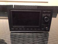 Genuine Audi A4 Rs4 B6 B7 Rns Navigation Plus System Sat Nav Mmi Gps MP3 Cd Play
