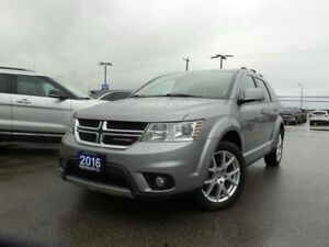 2016 Dodge Journey SXT FWD 3.6L V6