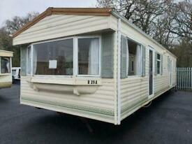 Static caravan Bk Caprice 35x12 2bed free UK delivery.