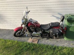 2003 Kawasaki Vulcan - NEED GONE - NEW PRICE