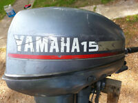 LOOKING FOR RUNNING 9.9 or 15 hp YAMAHA, BUT NEEDS LOWER UNIT