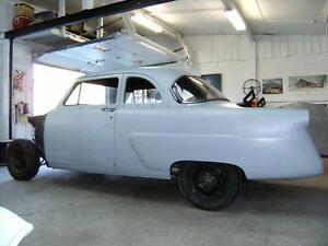 ford 1952 projet a terminer