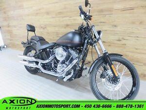 2013 Harley-Davidson Softail BLACKLINE FXS 65,23/