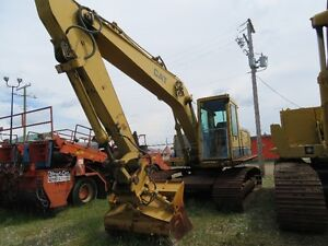 CATERPILLAR 215D LC WITH WRIST BUCKET AT www.knullent.com