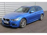 2014 BMW 3 Series 320d M Sport 5dr Step Auto, M Sport Plus Package 5 door Est...