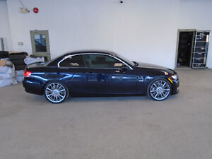 2008 BMW 335i CONVERTIBLE! 6SPD! 42,000KMS! MINT! ONLY $26,900!