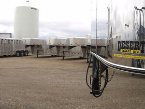 22', 24' and 30' Wilson Stock Trailers- Great Prices