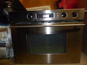 Bosch Stainless Steel Wall Oven