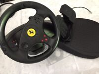 Thrustmaster GT experience usb steering wheel